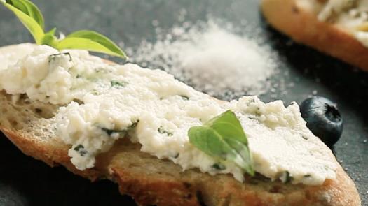 自製新鮮起司抹醬  四種口味一次滿足